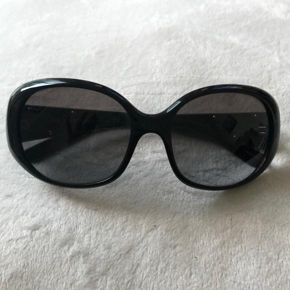 6366acb51ab3 PRADA Oversized Sunglasses. M 5c7c5fd6aaa5b8dea670b2a4. Other Accessories  you may like. Prada Black Eyeglasses